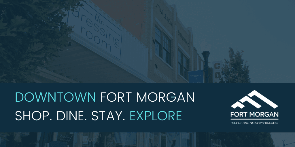 City of Fort Morgan Downtown