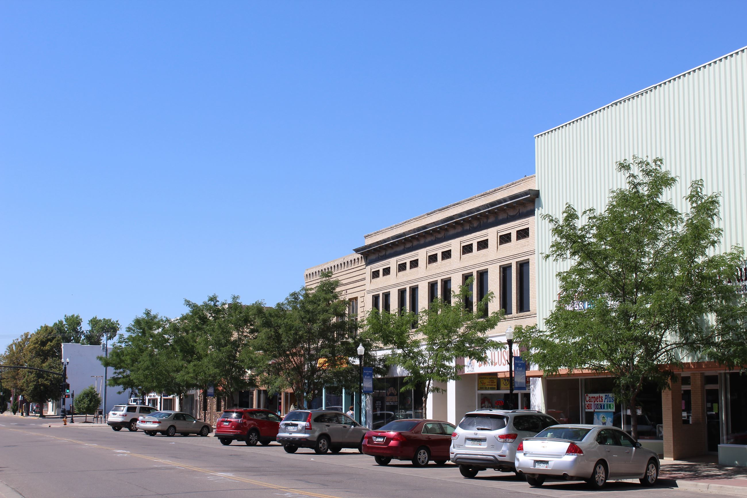 200 Block of Main St. Downtown